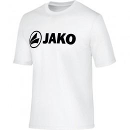 JAKO Мужская функциональная рубашка, промо, цвет белый