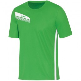 JAKO Мужская футболка Athletico мягкая зелено-белая