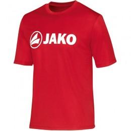 JAKO Мужская функциональная рубашка, промо, красный