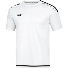 JAKO Мужская Джерси Striker 2.0 KA бело-черный