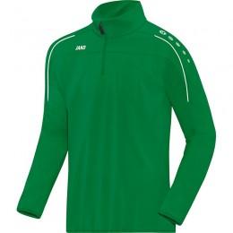 JAKO Men Rainzip Classico спортивный зеленый
