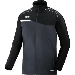 JAKO Мужская Всепогодная Куртка Конкурс 2.0 антрацит-черный