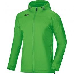JAKO Мужская всепогодная куртка Profi, мягкий зеленый