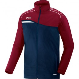 JAKO мужская всепогодная куртка 2.0 темно-темно-красный