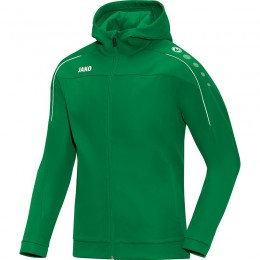 JAKO куртка мужская с капюшоном Classico sport зеленый