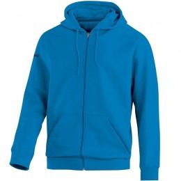 JAKO Мужская кофта с капюшоном JAKO синяя