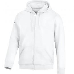 JAKO Мужская кофта с капюшоном, цвет белый