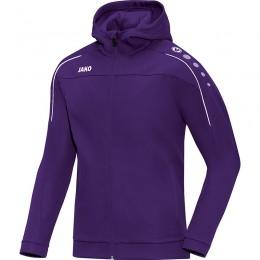 JAKO Куртка мужская с капюшоном Classico, фиолетовый