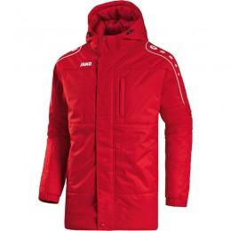 Куртка мужская JAKO Активная красно-белая