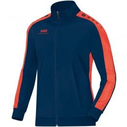 JAKO куртка из полиэстера Striker ночной синий-пламя