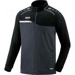 JAKO Мужская куртка из полиэстера 2.0 антрацит-черный
