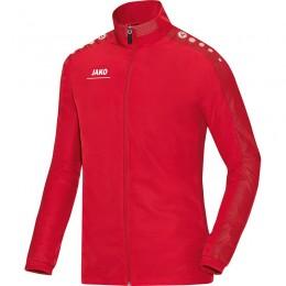 JAKO куртка мужская презентационная Striker красная
