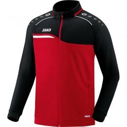 JAKO Мужская куртка из полиэстера 2.0 красно-черный