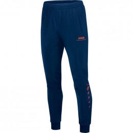 JAKO Kids Полиэстер штаны Striker ночной синий пламя