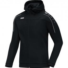 JAKO Kids Куртка с капюшоном Classico, цвет черный