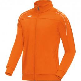 JAKO детская куртка из полиэстера Classico неоновый оранжевый