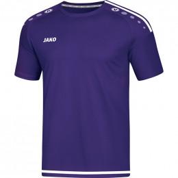 JAKO Kids Jersey Striker 2.0 KA пурпурно-белый
