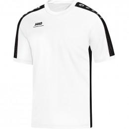JAKO Kids T-Shirt Striker бело-черный