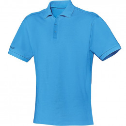 JAKO Kids Polo Team небесно-голубой