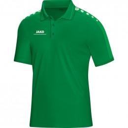 JAKO Kids Polo Striker, спортивный зеленый