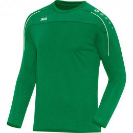 JAKO Kids Sweat Classico спортивный зеленый