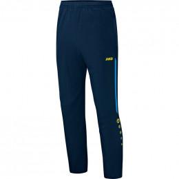 JAKO Детские презентационные брюки Champ Navy-JAKO сине-неоновые желтые