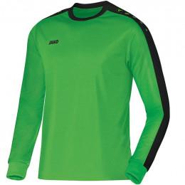 JAKO Kids Jersey Striker LA мягкая зелено-черная
