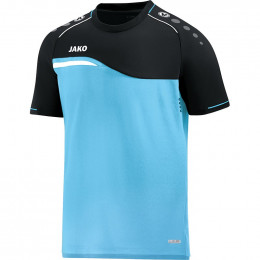 JAKO Kids T-Shirt Competition 2.0 цвета морской волны