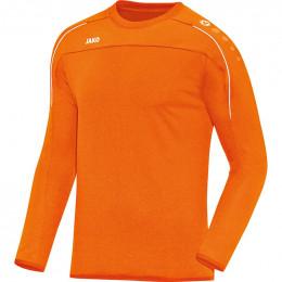 JAKO Kids Sweat Classico неоновый оранжевый