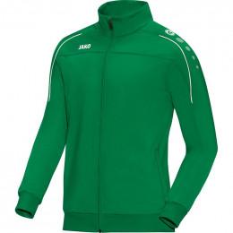 JAKO детская куртка из полиэстера Classico sport зеленая