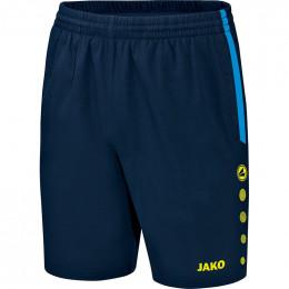 JAKO Kids Short Champ темно-синий JAKO сине-неоновый желтый