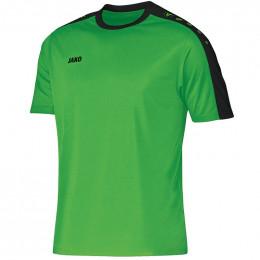 JAKO Kids Jersey Striker KA мягкая зелено-черная