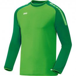 JAKO Kids Sweat Champ мягкий зеленый спортивный зеленый