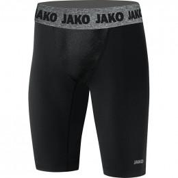 JAKO Kids короткое плотное сжатие 2.0 черный