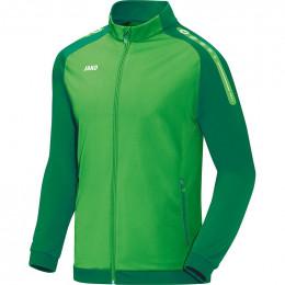 JAKO детская куртка из полиэстера Champ Soft зеленая зеленая