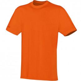 JAKO Kids T-Shirt Team неоновый оранжевый