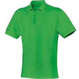 JAKO Kids Polo Team нежно-зеленый