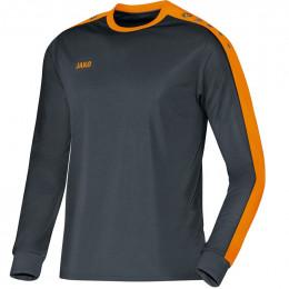 JAKO Kids Jersey Striker LA антрацитово-неоновый оранжевый