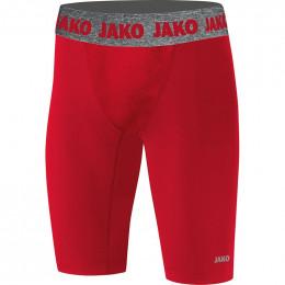 JAKO Kids короткое плотное сжатие 2.0 красный