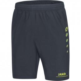 JAKO Kids Short Striker антрацит-лайм