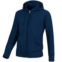 JAKO женская куртка с капюшоном Team marine