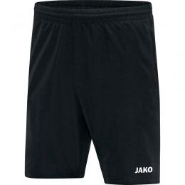 JAKO Ladies Short Profi, цвет черный