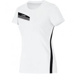JAKO Женская футболка Athletico бело-черная