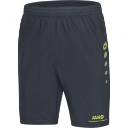 JAKO Ladies Short Striker антрацит-лайм