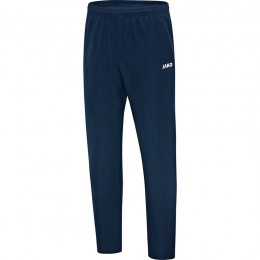 Женские брюки JAKO презентация Classico короткие размеры темно-синий