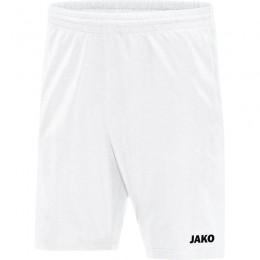 JAKO Ladies Short Профессиональный белый