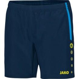 JAKO Women Short Champ темно-синий JAKO сине-желтый