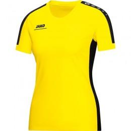 JAKO Ladies T-Shirt Striker, цвет черный