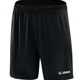 JAKO женские спортивные брюки Manchester с логотипом JAKO, без внутренней накладки, черные