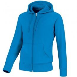 JAKO Женская кофта с капюшоном JAKO синяя